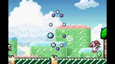 Yoshi's Island 1-2 Goal Ring Despawn
