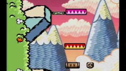 Yoshi's Island (1-5, 100%) Speedrun