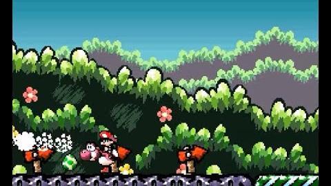 Yoshi's Island 3-2 Baxter