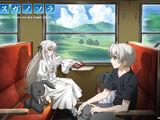 Yosuga no Sora Episode 01
