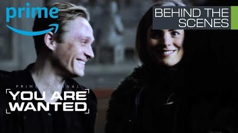 You Are Wanted Staffel 2 Behind the Scenes Lachflash