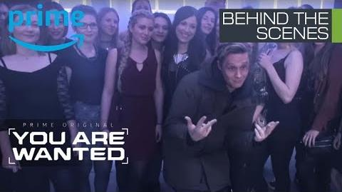 You Are Wanted Staffel 2 Behind the Scenes Komparsendreh im Club