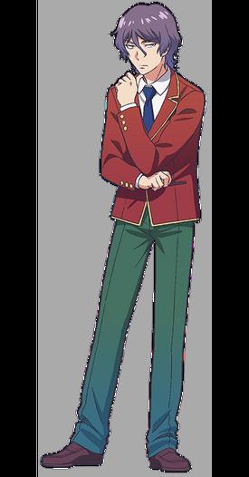 Ryūji Kanzaki Anime