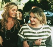 Heather and lucy