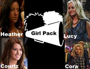 Alice, savannah, deirdre and marti girl pack