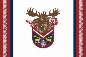 Youjo Senki Federation Flag 2