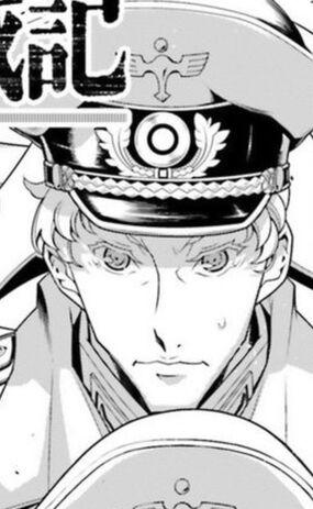 Vooren Glanz manga