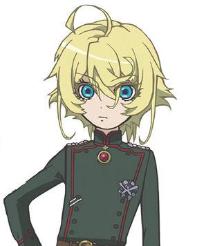 Tanya in Anime