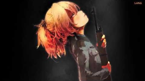 "Youjo Senki Ending 2 Full 幼女戦記 ED 2 - ""Sensen no Realism"" by Mako Niina - ENG Lyrics"