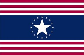 Youjo Senki Unified States Flag HQ Cropped