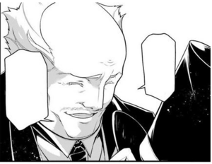 John Doe manga