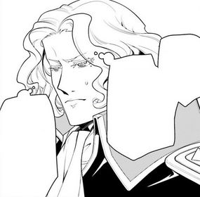 Glein in manga chapter 20