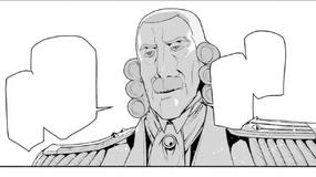 De Lugo in manga chapter 26
