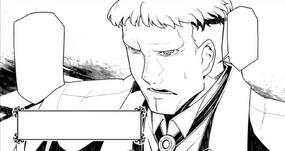 Korsor in manga chapter 23