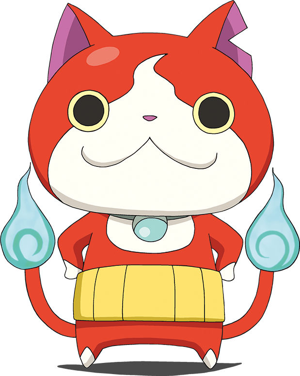Imagen jibanyan alt png wiki yo kai watch fandom for Chambre yo kai watch