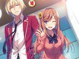 Light Novel Volume 10/Illustrations