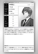 Ryūji Kanzaki School Database