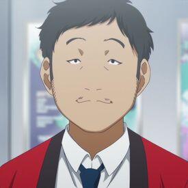 Yukitsu Kusuda Anime