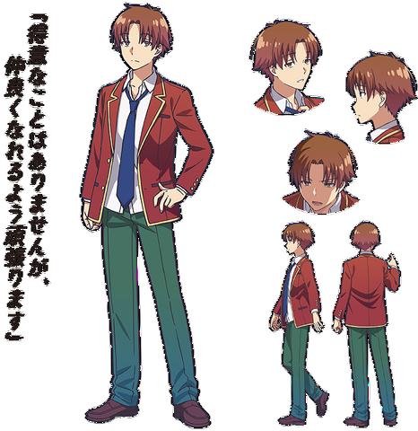File:Kiyotaka Ayanokōji Anime Appearance.png