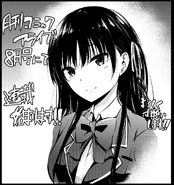 Sakagaki - Suzune Horikita 1
