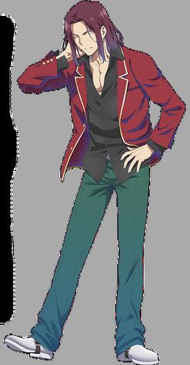 Kakeru Ryūen Anime
