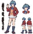 Mio Ibuki Anime Appearance.png
