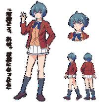 Mio Ibuki Anime Appearance