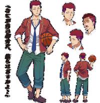 Ken Sudō Anime Appearance
