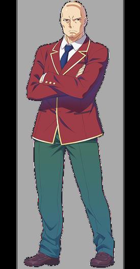 Kōhei Katsuragi Anime