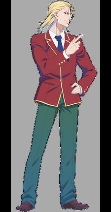 Rokusuke Kōenji Anime