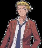 Masayoshi Hashimoto Anime