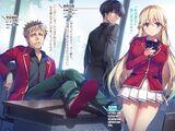 Light Novel 2nd Year Volume 1/Illustrations