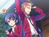 Light Novel Volume 11/Illustrations
