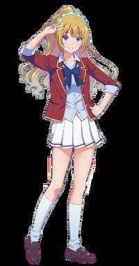 Kei Karuizawa Anime