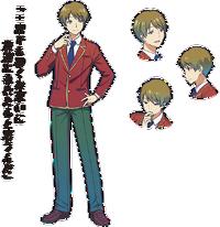 Yōsuke Hirata Anime Appearance