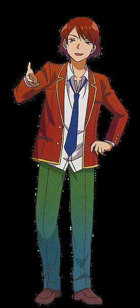 Reo Kondō Anime