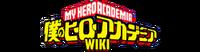 Wiki Boku no Hero Academia wordmark