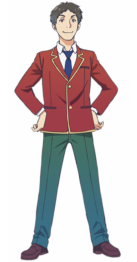 Haruki Yamauchi Anime