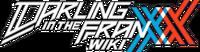 Wiki Darling in the FRANXX wordmark