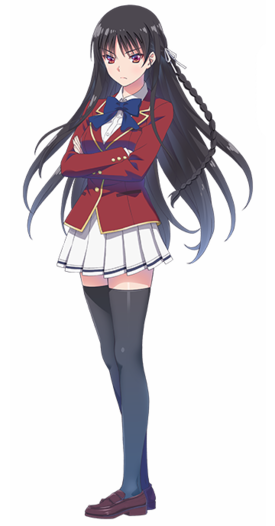 Suzune Horikita Anime