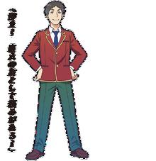 Haruki Yamauchi Anime Appearance
