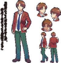 Kiyotaka Ayanokōji Anime Apariencia
