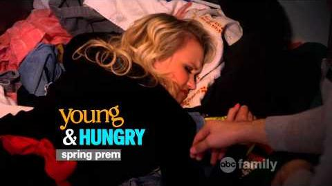 "Young & Hungry ""My Thing"" - Spring Premiere Wednesday, March 25 at 8 7c on ABC Family!"