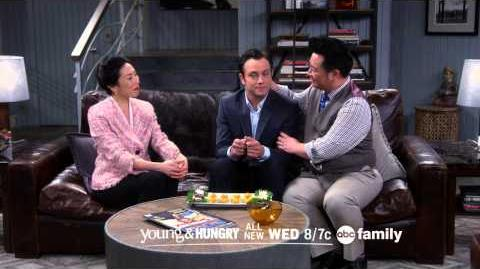 Young & Hungry 2x13 Promo Preview Wednesdays at 8pm 7c on ABC Family!
