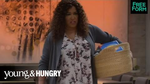 Young & Hungry Season 5, Episode 1 Sneak Peek Yolanda Is Caught Using Cheap Detergent Freeform