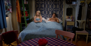 Gabi and Josh in Bed (4x10)