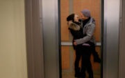 Jabi in the Elevator (5x11)