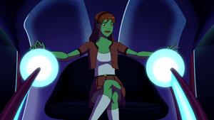 Imagen Juegos De Miss Martian De Justicia Jovenjpg Wiki