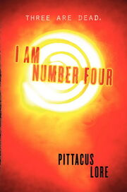 1 I Am Number Four Cover