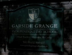 Garside Grange Sign